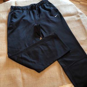 Nike Size M Black Dry Fit Pants